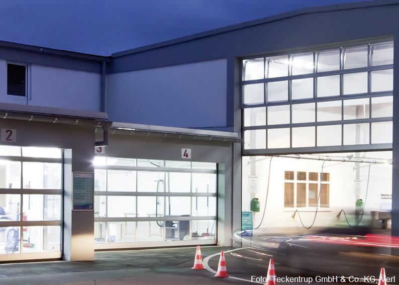 Teckentrup Industriesectionaltor SL