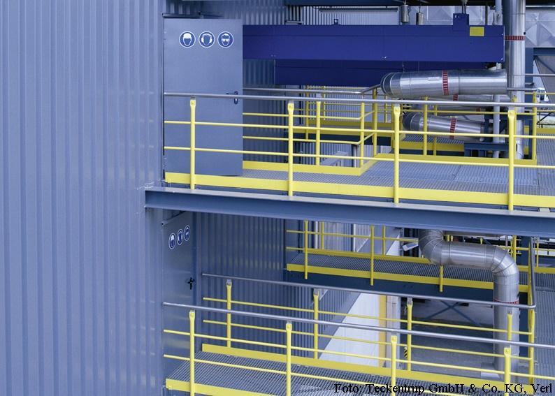 Schallschutztüren Fabrikat Teckentrup